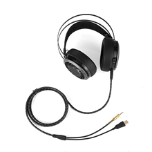 New 3.5mm PC Gaming Headset Stereo Headphone Comfortable Headband Over-ear fit with Noise isolation LED Light headphone стоимость