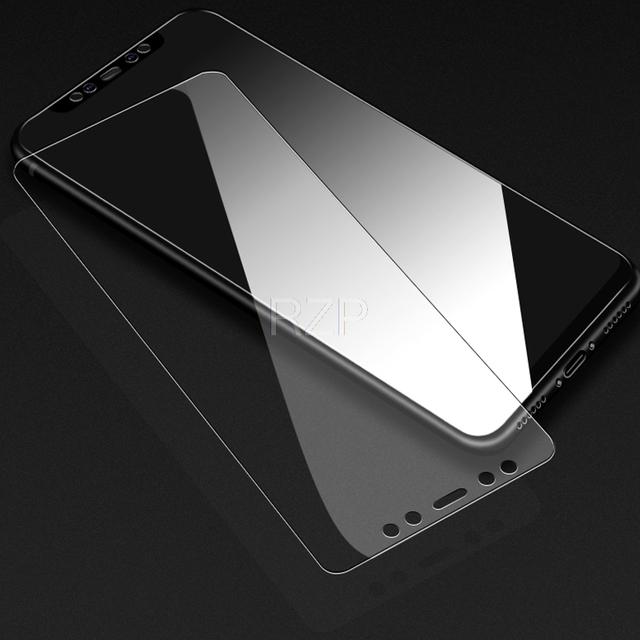 RZP 9H Full Cover Tempered Glass For Xiaomi Mi 8 Mi8 lite SE Explorer Screen Protector For Xiaomi Mi 8 Mi8 Protective Glass Film