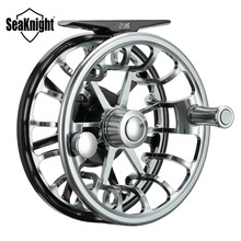 SeaKnight MAXWAY Elite 5/6 Fly Fishing Wheel 3BB 1:1 146g Ultra-light Full Metal Anti-corrosion Fly Fishing Reel Left/Right Hand