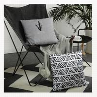 Bawialnia wzorzyste Poduszki Poduszki Dekoracyjne Sypialnia Poduszki poduszki Sofa Poduszki Pad Lato Siedzisko Krzesła Poduszki Jakości