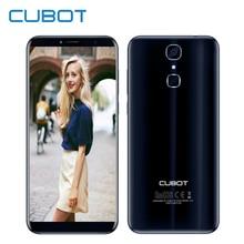 Cubot X18 4 г LTE смартфон 5.7 дюймов Android 7.0 3 ГБ Оперативная память 16 ГБ Встроенная память 4 ядра 8MP + 13MP отпечатков пальцев dual sim мобильный телефон