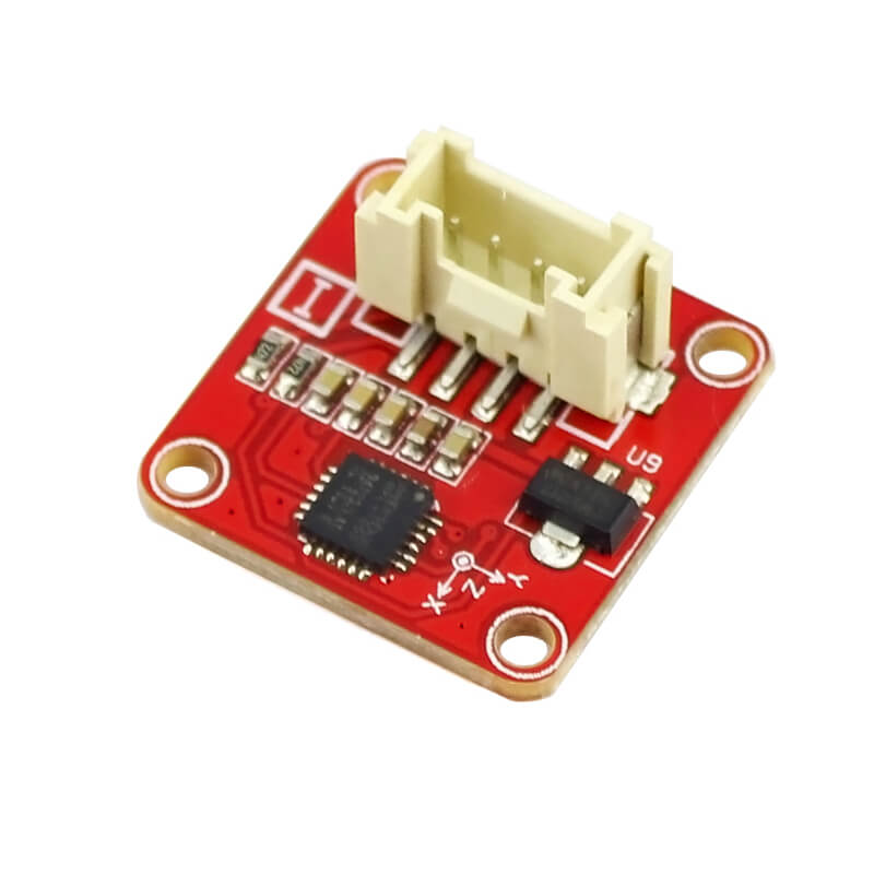 US $5 0 15% OFF|Elecrow Crowtail MPU6050 Accelerometer Gyro Module DIY  Sensor Kit with Cable-in Sensors from Electronic Components & Supplies on