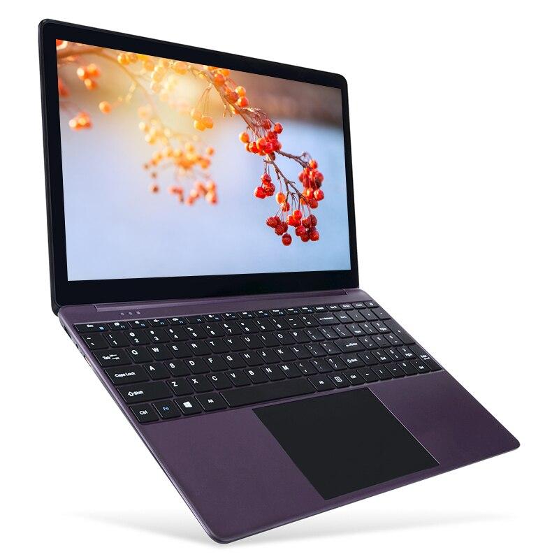 15.6inch 6GB RAM 64GB EMMC  Metal Cheap Ultrabook Laptop Notebook Computer