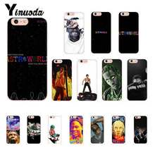Yinuoda Travis Scott Astroworld Sicko DIY Cao Cấp Cho iPhone 8 7 6 6S 6S Plus X XS Max 5 5 5S SE XR 10 11 11pro 11 Promax Bao(China)