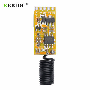 Image 4 - kebidu 3.5 12V Mini Relay Wireless Switch Remote Control Power LED Lamp Controller Micro Receiver Transmitter for Lights Windows