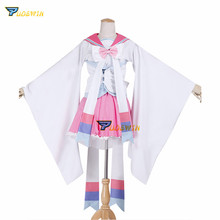 New Arrivel Pokemon Sylveon Gaun  Cosplay costume custom-made