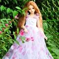 BJD SD листья Рори куклы 3 куклы платье