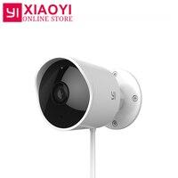 Gốc YI Ngoài Trời Camera An Ninh Mây Máy Ảnh 1080 P Độ Phân Giải Wireless IP Đêm Không Thấm Nước Vision An Ninh Giám Sát Cam