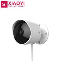 Original YI Outdoor Security Camera Cloud Camera 1080P Resolution Wireless IP Waterproof Night Vision Security Surveillance
