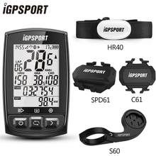 Computer Gps Speedometer Igpsport Cadence Bicycle-Sensitive Bluetooth Wireless Bike Ant