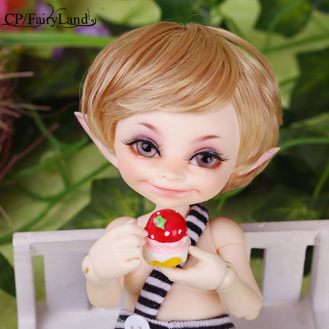 Fairyland FL Realfee Soso SD BJD Dolls 1/7 Body Model Baby Resin Toys Doll House Resin Anime Furniture Full Set Gift For Kids