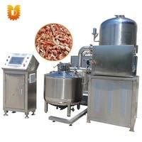 120kg/time Low temperature Vacuum Fryer Machine/Potato Chips Onion Fryer Machine Price