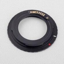 Elektronische Chip 10 AF Bestätigen M42 Mount Objektiv Adapter für Canon EOS 7DII 6DII 200D 1300D 700D 800D 77D 80D 5Ds R 5DIII 5DIV 1DXII