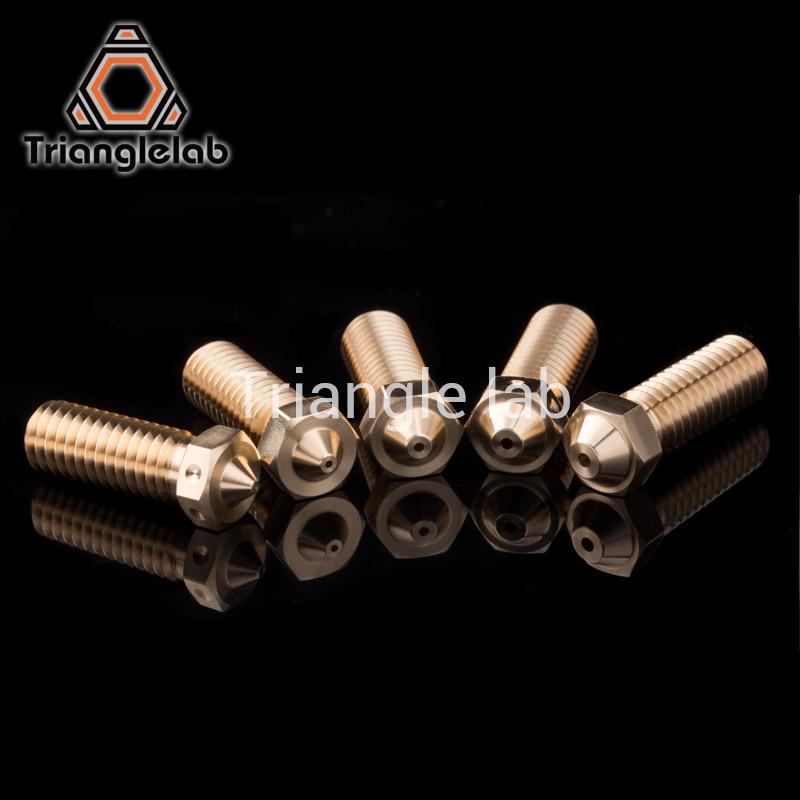 trianglelab top quality v6 vulcao hotend bico 04