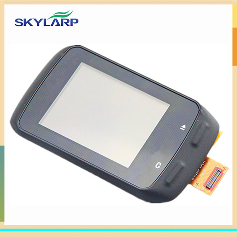skylarpu LCD screen display Module for garmin edge 510 for edge 510J GPS Bike Computer LCD panel DF1722YP FPC-1 0802 lcd display module