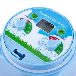 Image 3 - 雨センサー Lcd ガーデン灌漑タイマー自動散水コントローラ自動再起動システム自動再生