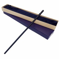 High Quality Ginny Weasley Magic Wand Harry Potter Metal Core With Gift Box Packing Cosplay Toy