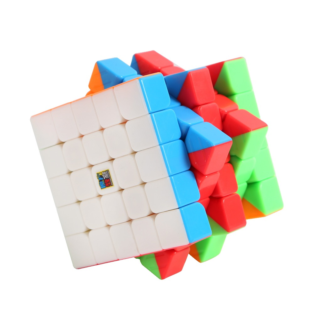 Image 5 - MoYu Mofangjiaoshi 2x2 3x3 4x4 5x5  Speed Cube Gift Box Packing Professional Puzzle Cubing Classroom MF2S  MF3RS MF4S MF5S Cube-in Magic Cubes from Toys & Hobbies