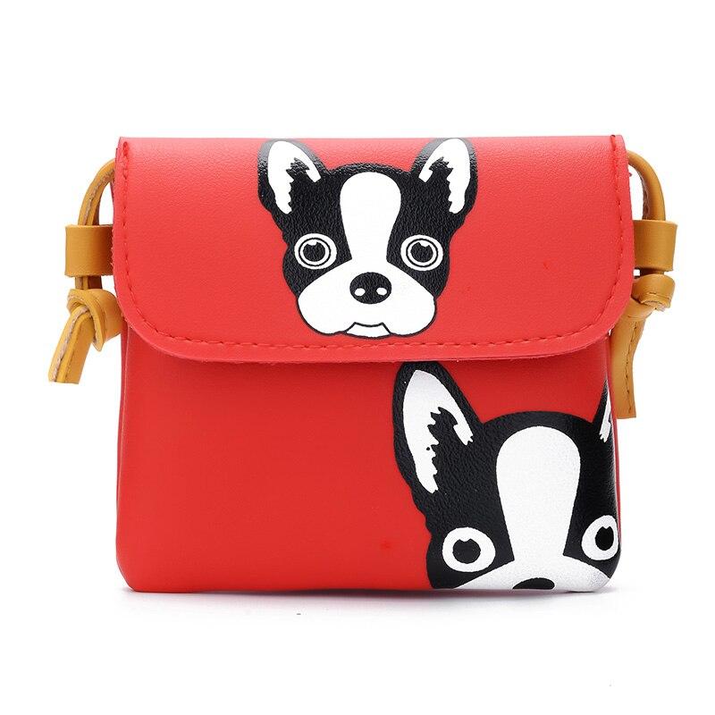 Bekasnoew Mode Kinder Handtaschen Candy Mädchen Messenger Taschen 2 Klappe Hund Schulter Taschen Ein Kunststoffkoffer Ist FüR Die Sichere Lagerung Kompartimentiert Gepäck & Taschen Kinder- & Babytaschen