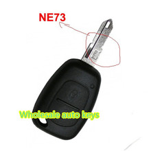 Remote Car Key for Renault Kangoo with 2 Buttons Remote Car Starter NE73 PCF7946AT Remote Control + Reliable Quality