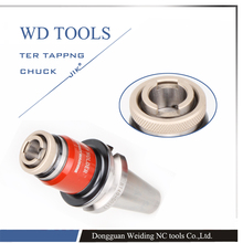 BT30-G0312  Telescoping torque protection tap tool holders tension and compression taper holder цена