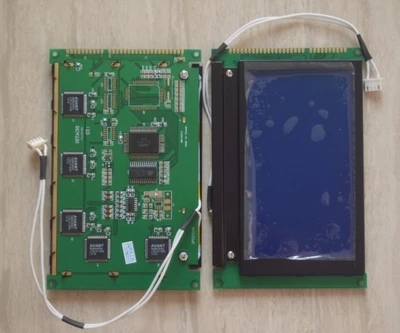 LMG7420PLFC-X 5.7 inch LCD Panel Compatible Blue color new цена