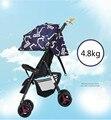 Desenho Animado de alta Qualidade peso Leve Carrinhos de Bebê Carrinho De Criança Dobrável Portátil À Prova de Choque de Carro Do Bebê Carrinhos Carrinhos De bebé para Recém-nascidos C01