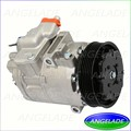 Original Genuine AC compressor De Ar 6Q0820808F VW Volkswage AudA2 Skod Air Conditioning Compressor