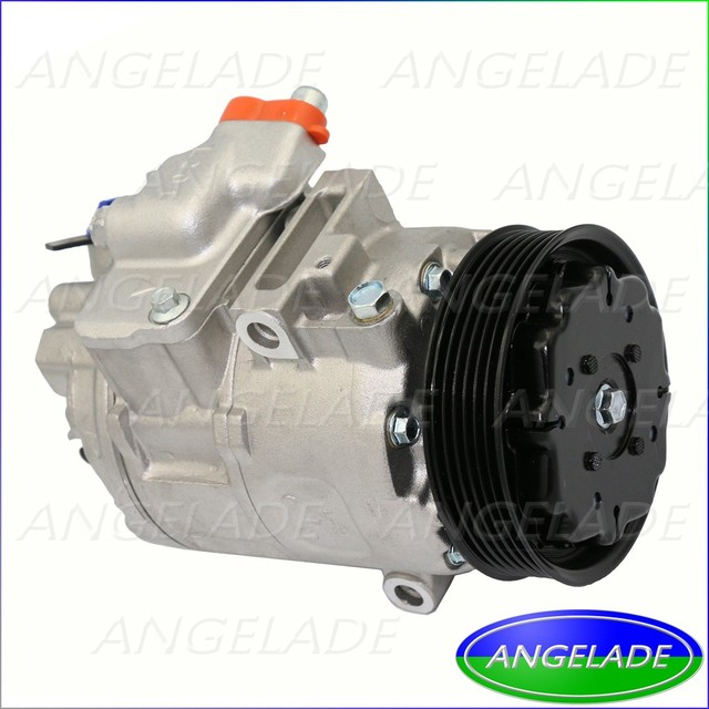 Original Genuine AC compressor De Ar 6Q0820808F VW Volkswage AudA2 Skod Air Conditioning Compressor