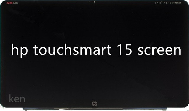 Original Replacement digitizer For HP Spectre XT TouchSmart 15T 15-T LCD Screen with Touch Display LP156WF4-SLC1 LP156WF4 SLC1