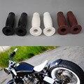 2pcs Universal Rubber Handgrips Hand Grip Motorbike Handlebar Hand Bar for Yamaha Honda Suzuki Ducati
