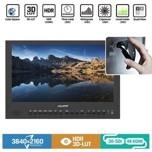 "Image 3 - Lilliput BM230 4KS ใหม่ 23.8 ""HDR 3D LUT สีพื้นที่พกพา 4K Director Monitor 3840x2160 SDI HDMI Tally VGA"