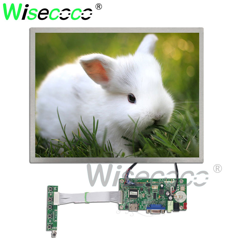 Tablet Accessories Audacious Hdmi Vga Controller Driver Board 15 Inch M150gnn2 R3 1024*768 Tft Lcd Screen Panel For Sale Back To Search Resultscomputer & Office