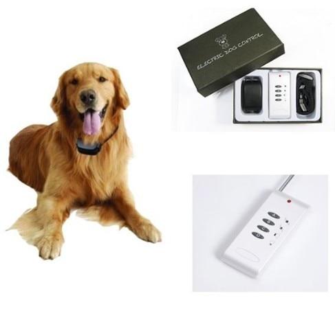 100 Meter Range Remote Dog Training Collar Vibration Anti Bark collar
