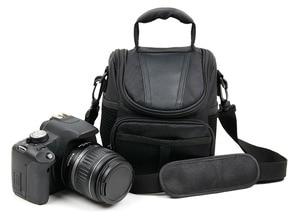 Image 2 - Saco de Caixa da câmera para Nikon Z50 Z7 Z6 Z5 D3500 D5600 Sony 7c a7C A9 A7S A7R IV A7 III II A6600 A6500 A6400 A6300 A6100 A6000 A5100