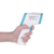 Nueva Marca guucy frente lcd agua corporal electrónica bebé fiebre Adultos digital sin contacto del termómetro digital por infrarrojos cuidado