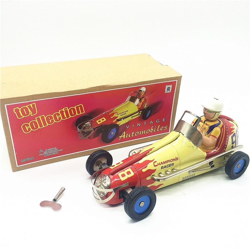 Retro clockwork tin toys Classic clockwork tin Racing Rare collectibles retro clockwork tin toys classic clockwork tin racing rare collectibles
