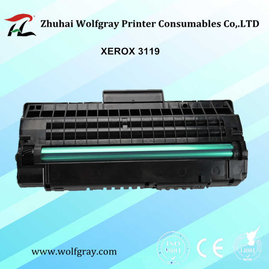 Compatible toner cartridge For Xerox WC 3119 013R00625 for Xerox WorkCentre 3119 printer WC3119 X-3119 compatible for xerox workcentre compatible laser printer toner cartridge reset chip 013r00621
