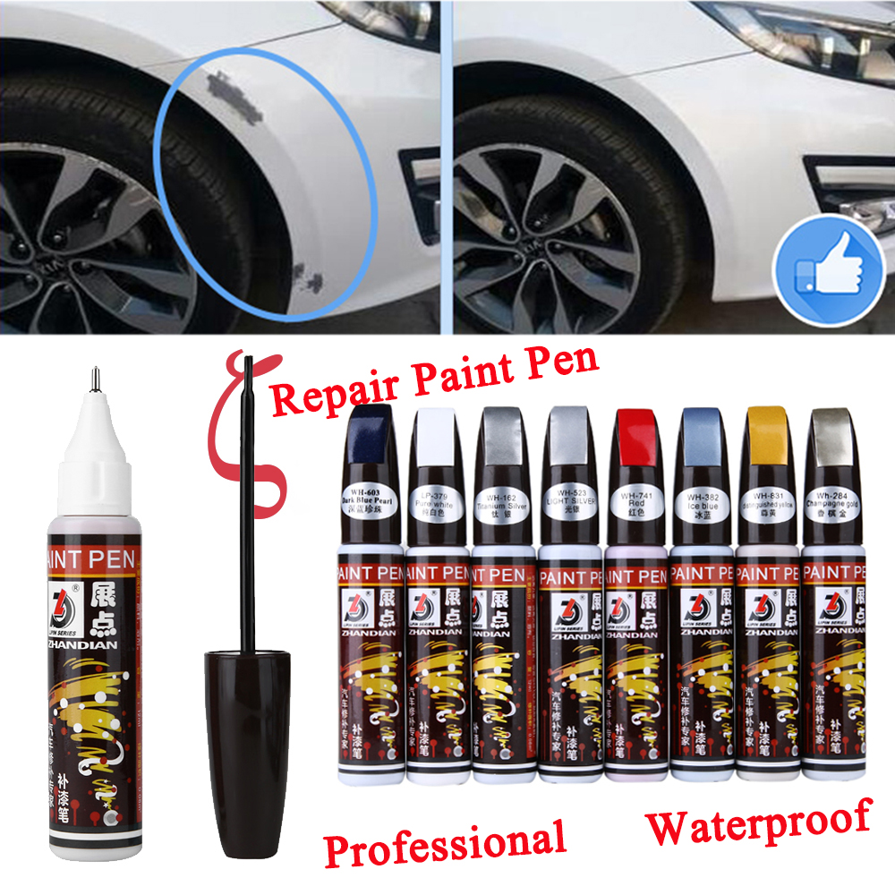 Professional Car Auto Coat Scratch Clear Repair Paint Pen Touch Up Waterproof Remover Applicator Practical Tool|Painting Pens|   - AliExpress