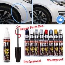 Professionnel voiture Auto manteau gratter clair réparation peinture stylo retoucher étanche dissolvant applicateur outil pratique