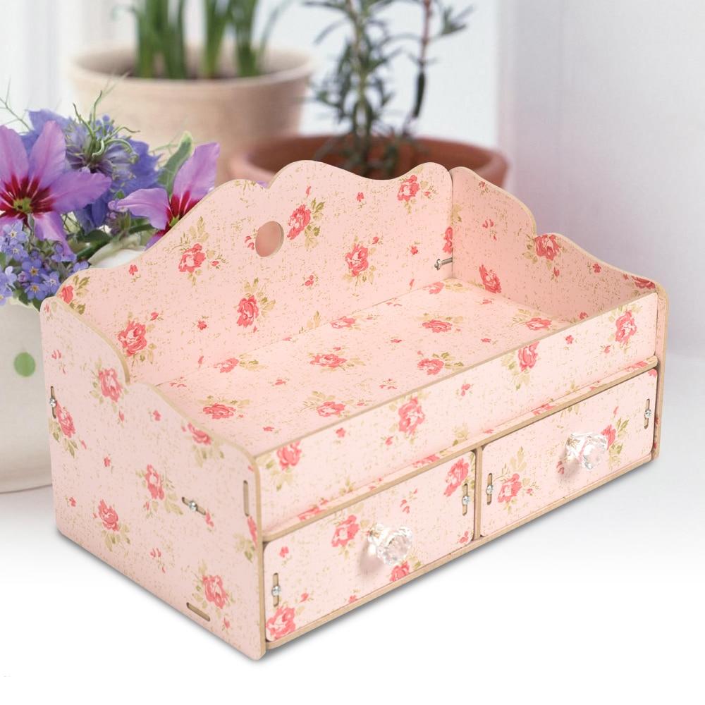 HECARE Νέο ξύλινο κουτί κοσμήματος - Οργάνωση και αποθήκευση στο σπίτι - Φωτογραφία 3