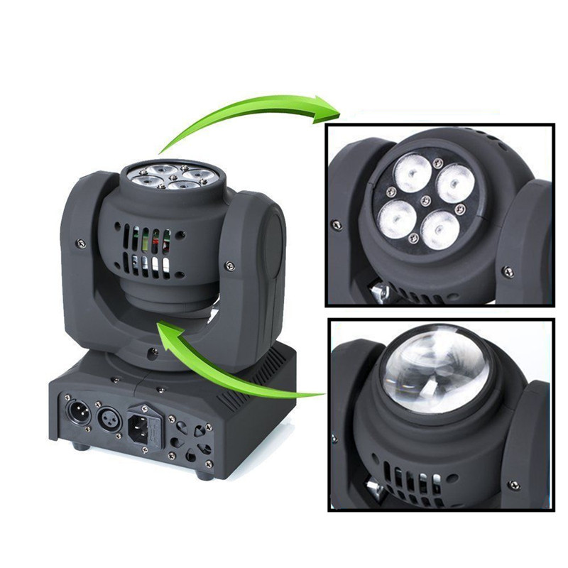 Other Lighting & Stage - Double sided 80W moving head stage