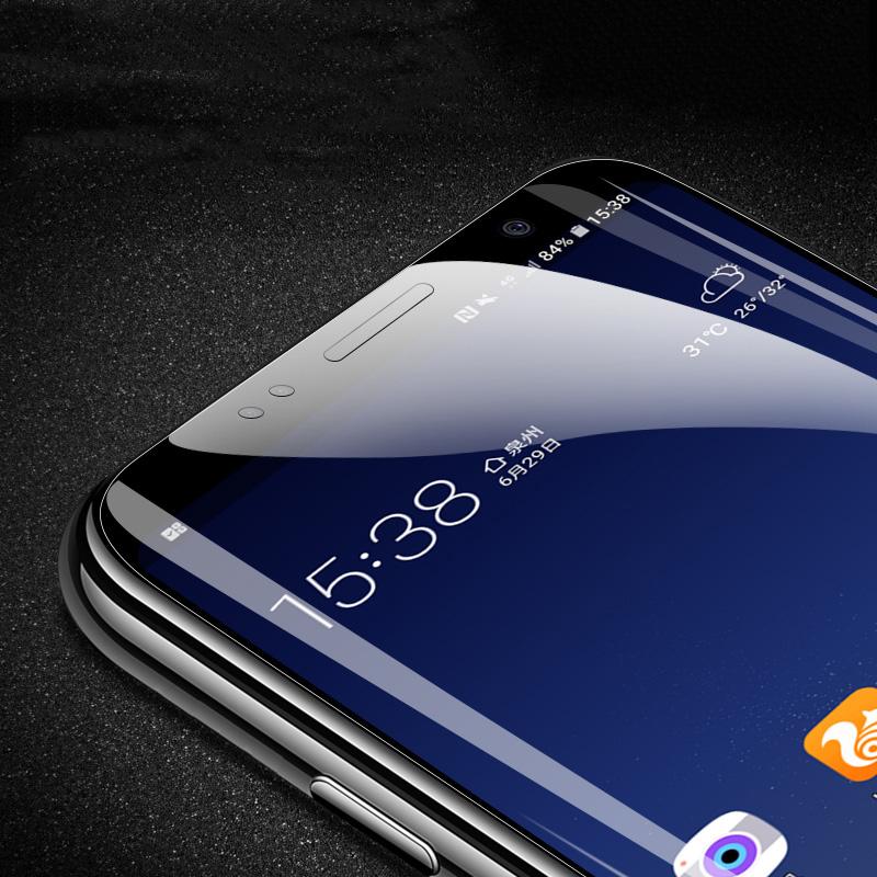 3D pełna pokrywa miękkie hydrożelowe Film do Samsung Galaxy S10 S8 S9 A8 Plus S7 krawędzi uwaga 9 8 A9 s10 Plus Lite 5G folia ochronna na ekran 20