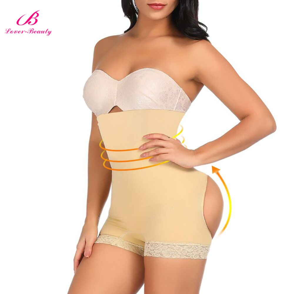 BEIGE HIGH WAIST INVISABLE GIRDLE//CONTROL KNICKERS SIZE 16//18 CLOSING DOWN SALE