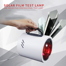 1000W 220V Car Window Solar film Infrared Paint Curing Lamp Spray/Baking Heating Baked Light Oven lamp  KD-04W portable hand held car paint lamp infrared paint curing lamp