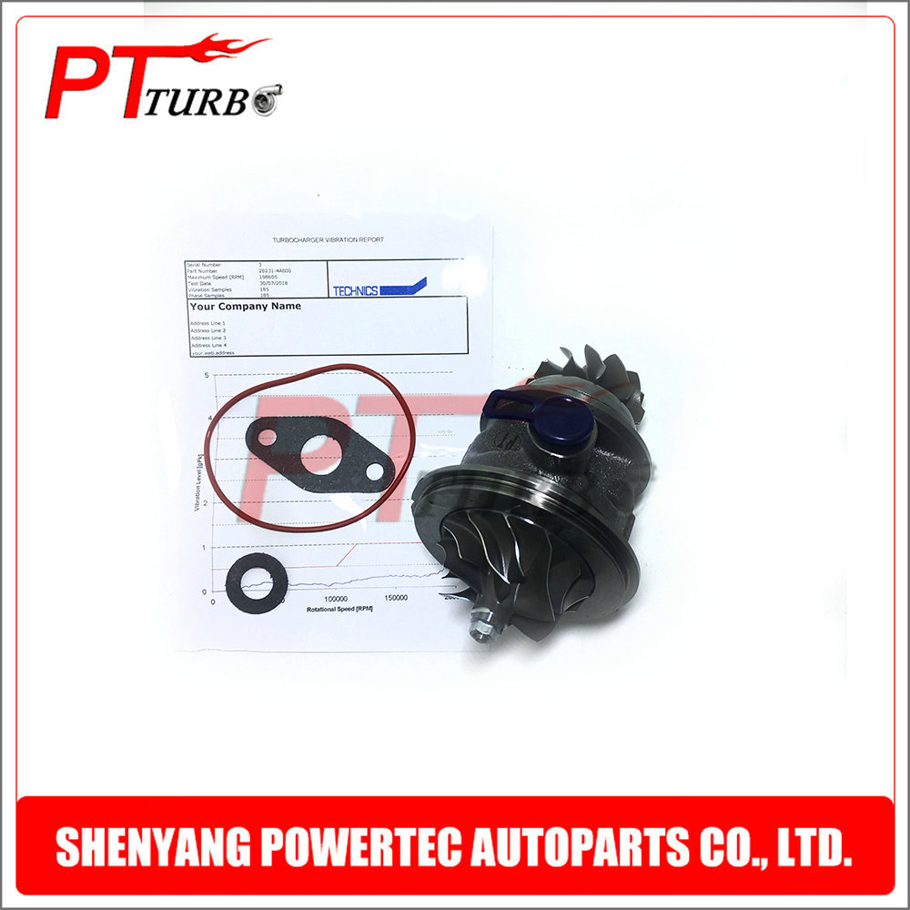 Turbocharger TD03L4-10TK3-F2.7 turbo CHRA core cartridge turbine 28231-4A800 49590-45607 for Hyundai KIA Bongo K2500 DOHC 16VTurbocharger TD03L4-10TK3-F2.7 turbo CHRA core cartridge turbine 28231-4A800 49590-45607 for Hyundai KIA Bongo K2500 DOHC 16V