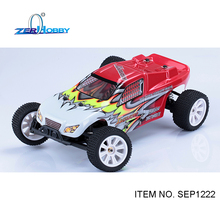 RC CAR 1/12 SCALE 2WD BRUSHLESS ELECTRIC OFF ROAD TRUGGY (item no. SEP1222)