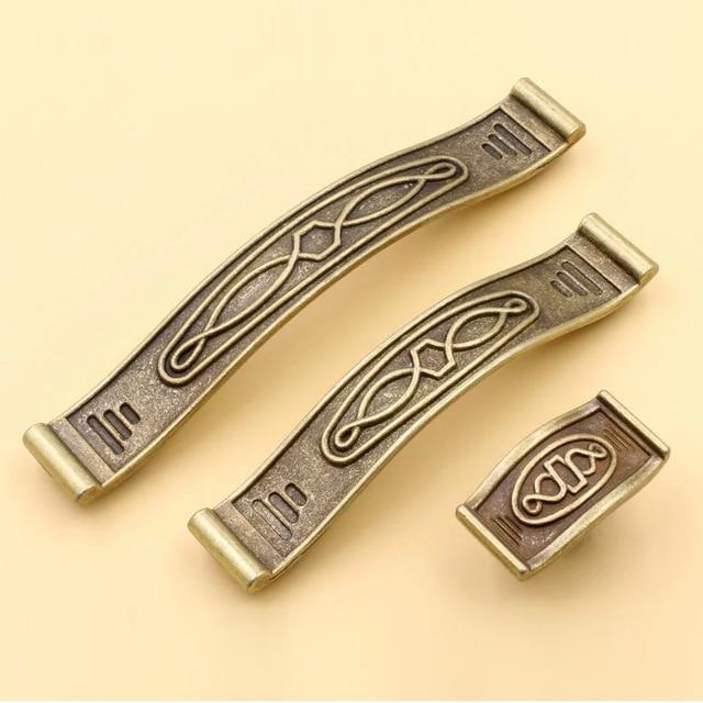 mosaic knobs aliexpresscom buy 1pcs classic antique bronze drawer knobs