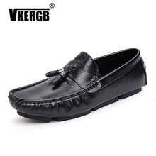 New Men Bike casual Flats Brand Genuine Leather Loafers Moccasin Boat Walking Shoe Pure Handmade Men'S Flats Male Driving Shoes