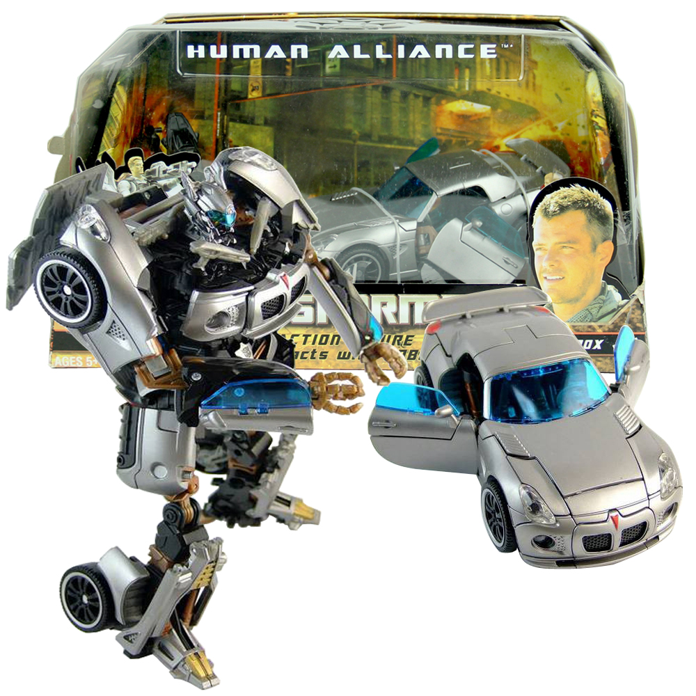 Transformation Human Alliance Car Robot Jazz Christmas Gift for Boys cnbtr low speed electric geared motors dc12v 2 5rpm metal gearbox motor
